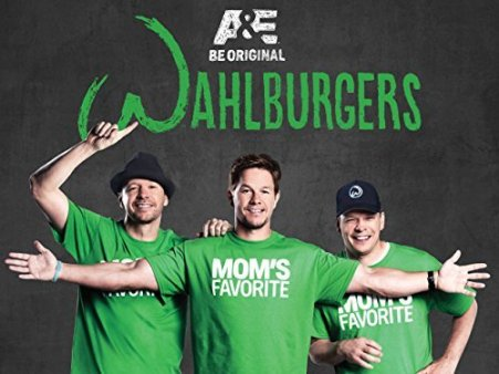 Storybook Post & Reality Wahlburgers #netflix #streamteam