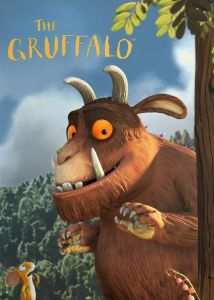 The Gruffalo on Netflix #streamteam