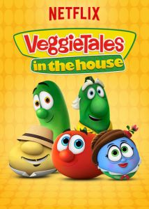 Veggie Tales in the House on Netflix #Streamteam