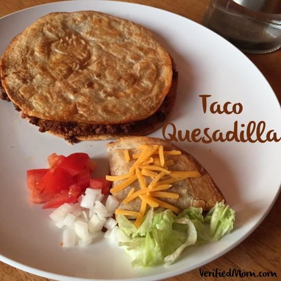 Taco Quesadilla