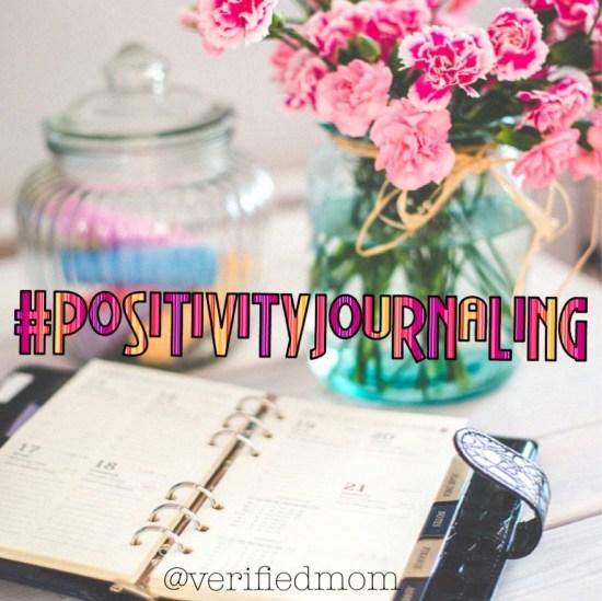 Positivity Journaling #SeptemberScopers