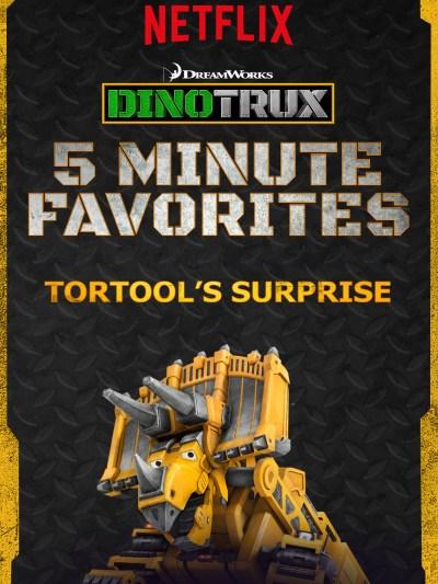 DinoTrux Tortool's Surprise (Vertical)