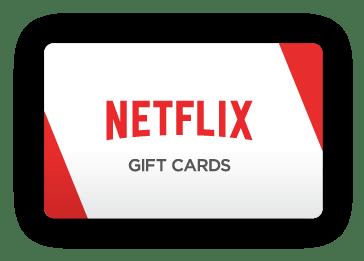 Netflix Gift Card