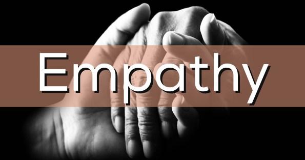 Empathy #WordADayChallenge
