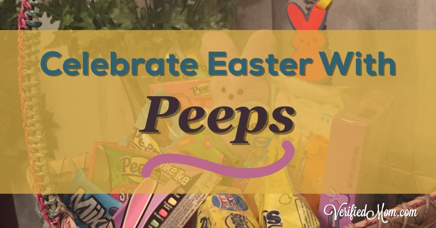 Celebrate Easter With Peeps