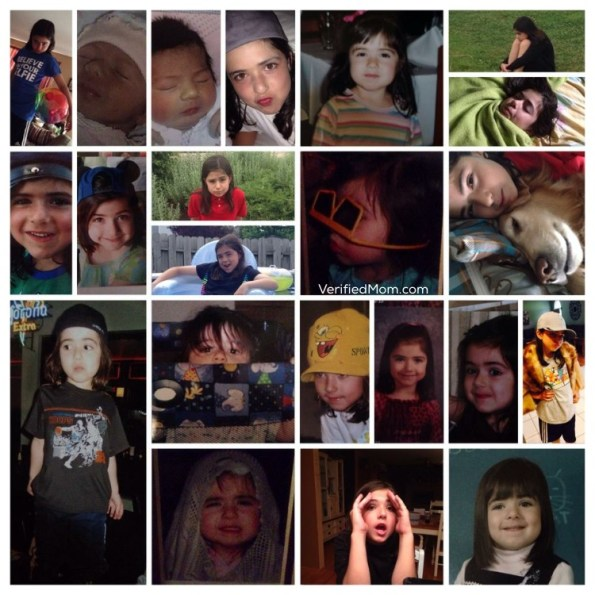 Gianna's Collage of Looks