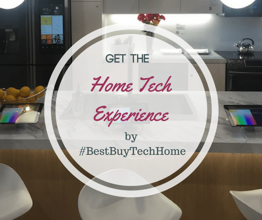 Best Buy Home Tech Experience