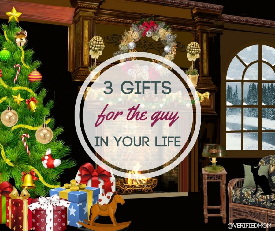 3 Gifts For the Guy in Your Life