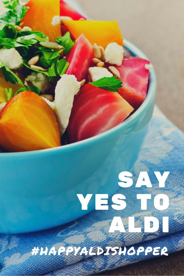Aldi Saves You Time & Money, and they just got a makeover!