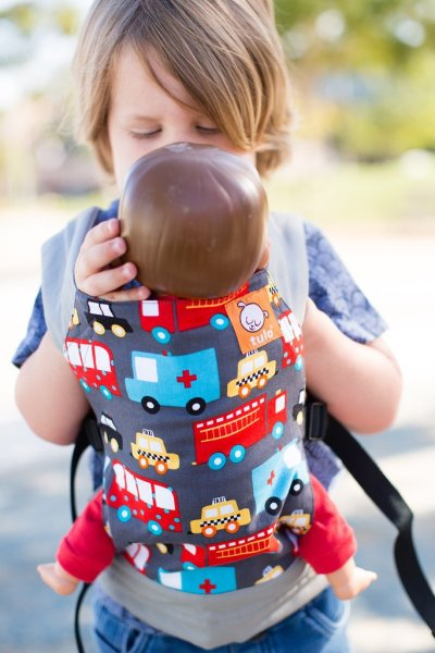 Baby Tula Toy Carrier