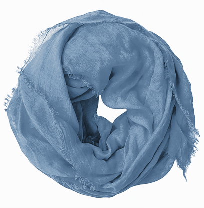 Obakki Foundation's signature scarf for clean water