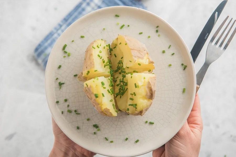 Maneres sanes de cuinar les patates - Veritas