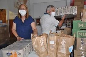 Cesta Veritas, una iniciativa solidaria - Veritas