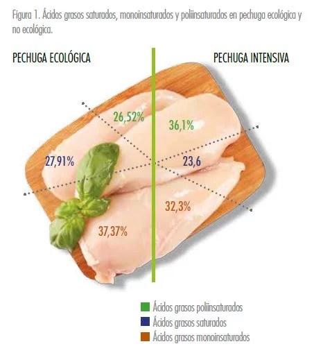 Grasa del pollo - Estudios - Veritas