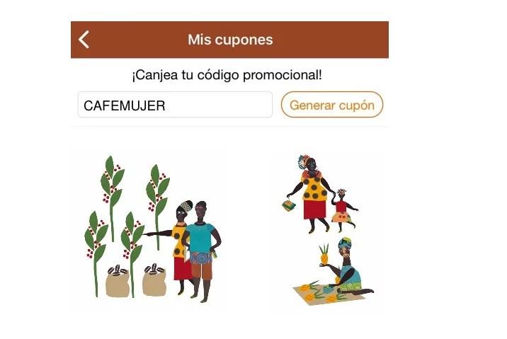 café mujer uganda oxfam - Veritas
