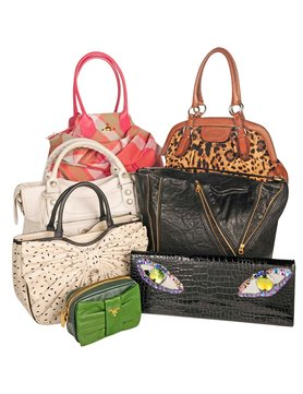 MARK JACOBS BRINGS MORE BAGGAGE TO THE PRIMARY THAN, WELL, MARC JACOBS. (Image not Marc Jacobs)..
