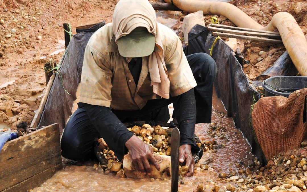 The Nexus of Illegal Gold Mining and Human Trafficking Report