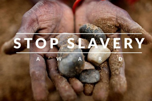 NXP and Hewlett Packard Enterprise Win Stop Slavery Award