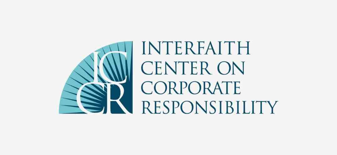 The ICCR Logo