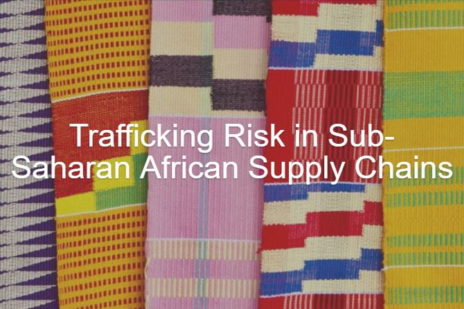Verité Launches Website on Human Trafficking Risk in Sub-Saharan African Supply Chains