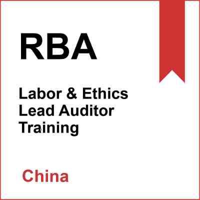 Training in China