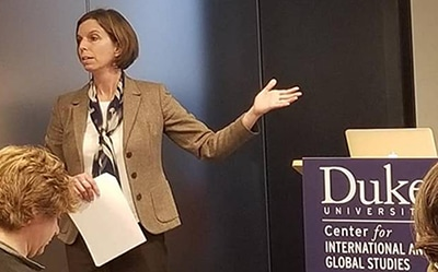 Verité Speaks at Duke University on Modern Slavery in Supply Chains