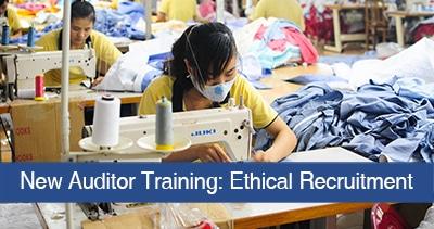 New Auditor Training on Ethical Recruitment