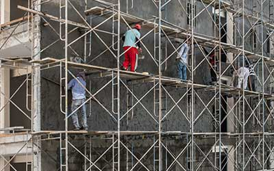 Training Module Image 3: Construction Workers