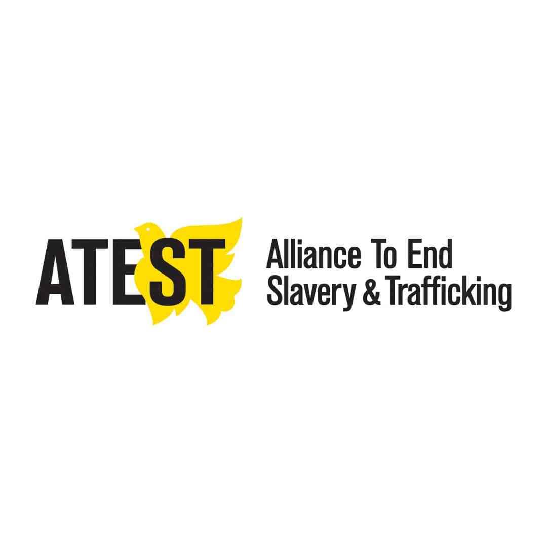 Alliance to End Slavery and Trafficking Logo