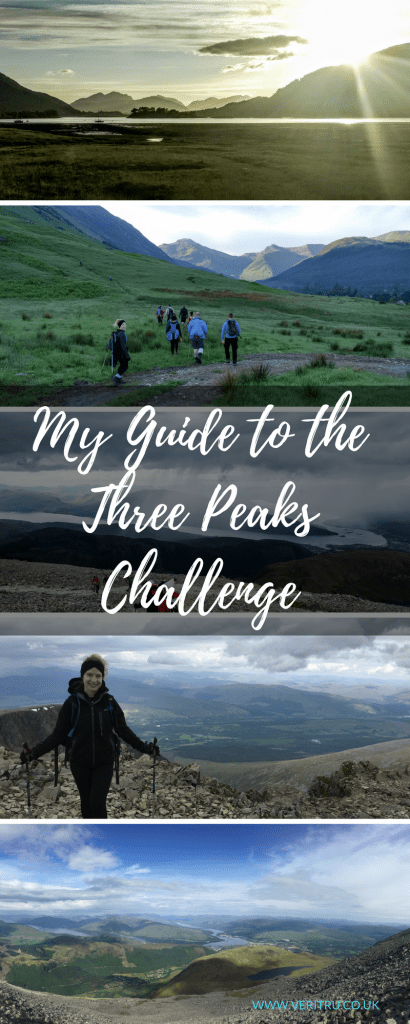 My guide to the Three Peaks Challenge - Veritru - Three Peaks Challenge? Oh, go on then! Here's my personal review and reflection of my experience doing the Three Peaks Challenge.