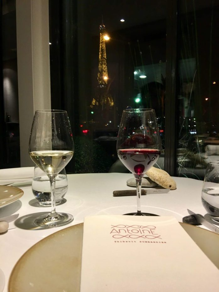 Antoine Restaurant Paris
