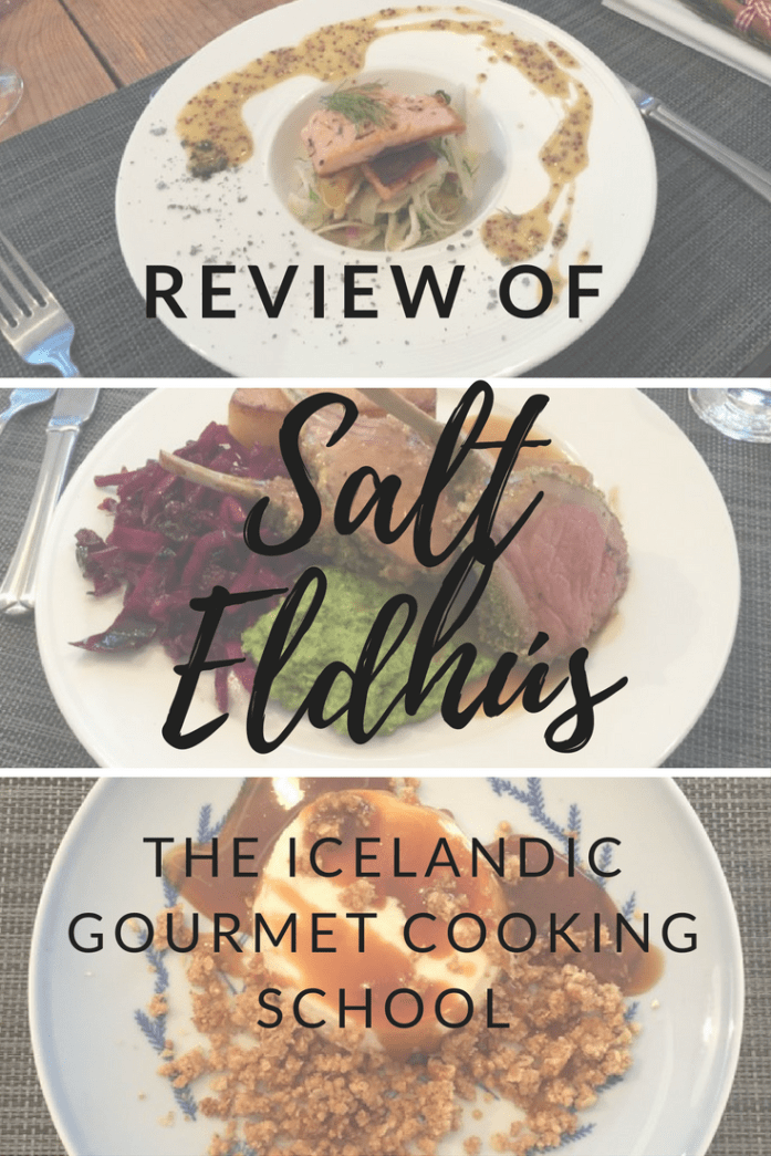 Review of Salt Eldhús, The Icelandic Gourmet Cooking School. At Salt Eldhús they firmly believe that the best way to to know a country is through your taste buds and I couldn't agree more. We signed up for the Cook and Dine lunch class which was led by the wonderful Sigridur, where we cooked and ate some beautiful traditional Icelandic food.
