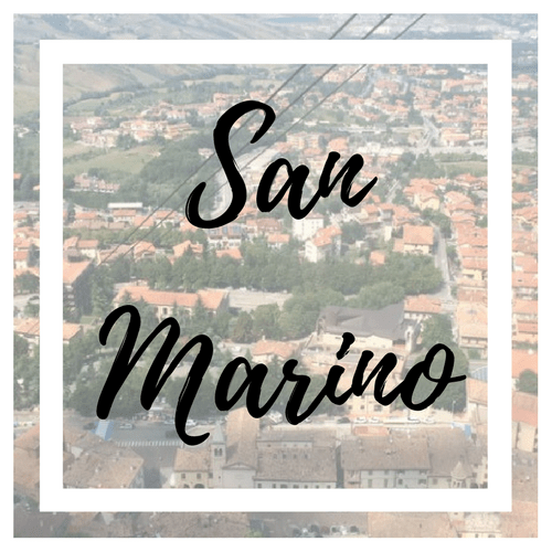 San Marino - Where I've Been - Veritru