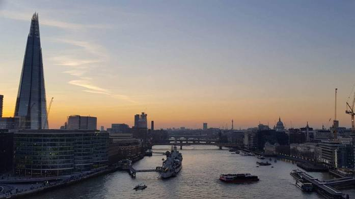 The View from Tower Bridge - Veritru - The Best Things To Do In London