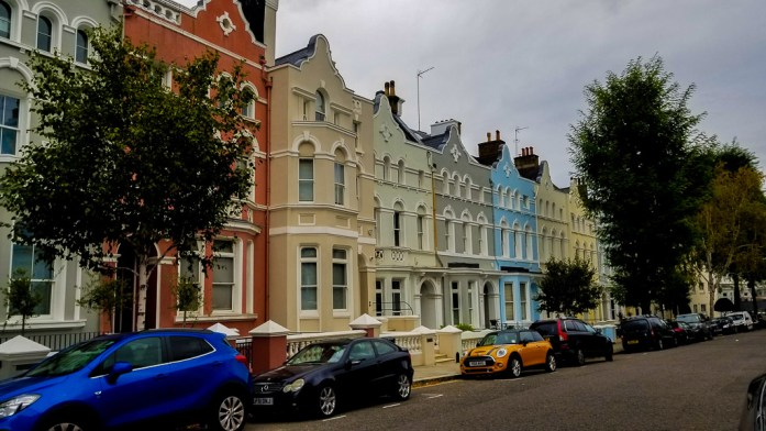 Notting Hill - Veritru - The Best Things To Do In London