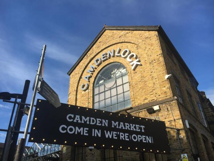 Camden Market - Veritru - The Best Things To Do In London