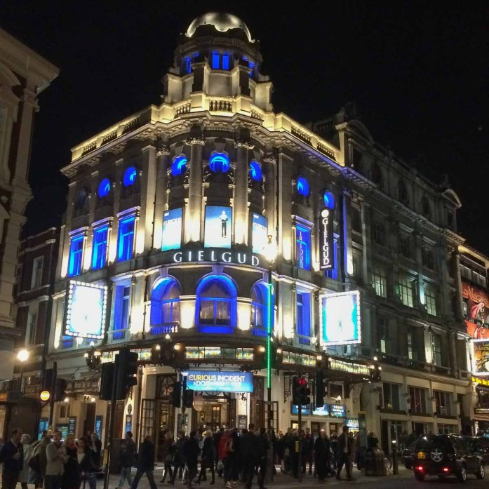 Gielgud Theatre West End London - Veritru - The Best Things To Do In London