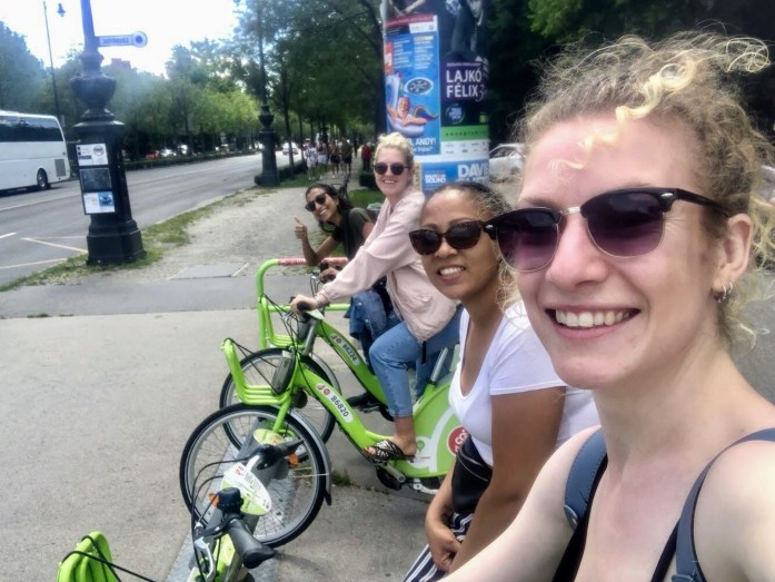 Bike Tour Mol Bubi - The Best Joint Hen/Stag Do in Budapest - Veritru