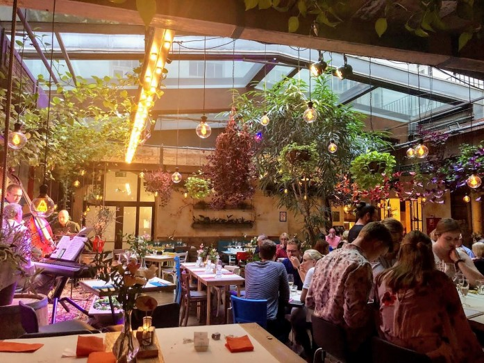 Walking Tour Budapest - The Best Joint Hen/Stag Do in Budapest - Veritru - Zeller Bistro Inside