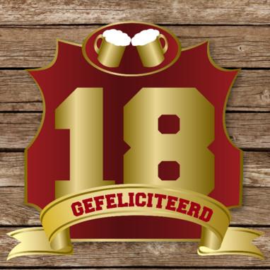 Super Verjaardagswensen 18 jaar ⋆ De Leukste Verjaardagswensen en Teksten #IP33
