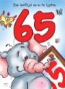 Verjaardagswensen 65 jaar kaartje