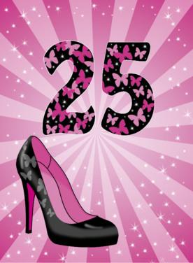 Verjaardagswensen 25 Jaar De Mooiste Persoonlijke