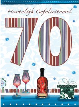 Verjaardagswensen 70 Jaar Felicitatieteksten En Verjaardagswensen