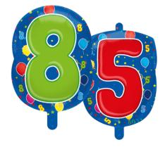 Verjaardagswensen 85 jaar