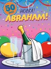 Gefeliciteerd Abraham