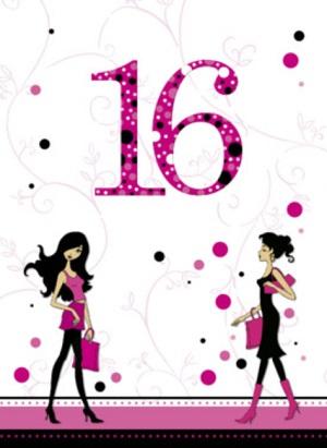 Gefeliciteerd 16 Jaar 16 Jaar Verjaardagswensen En Teksten