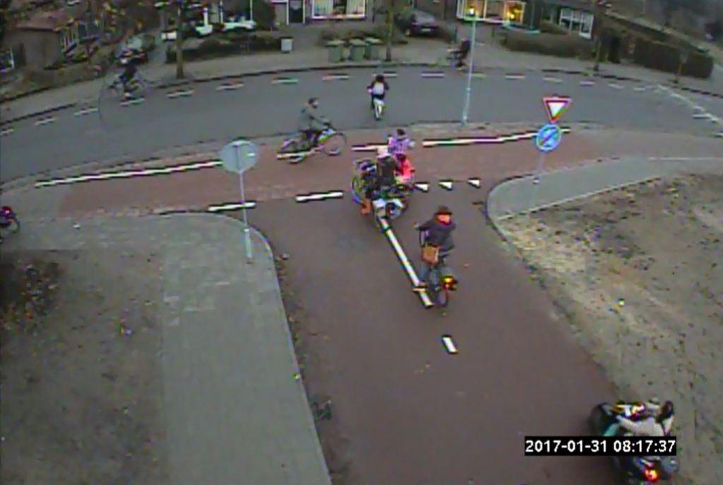 Conflictobservatie fietsverkeer