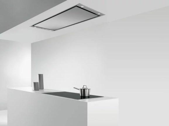 Plafond Afzuigkap Kookeiland