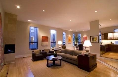 verlaagd plafond inbouw spots