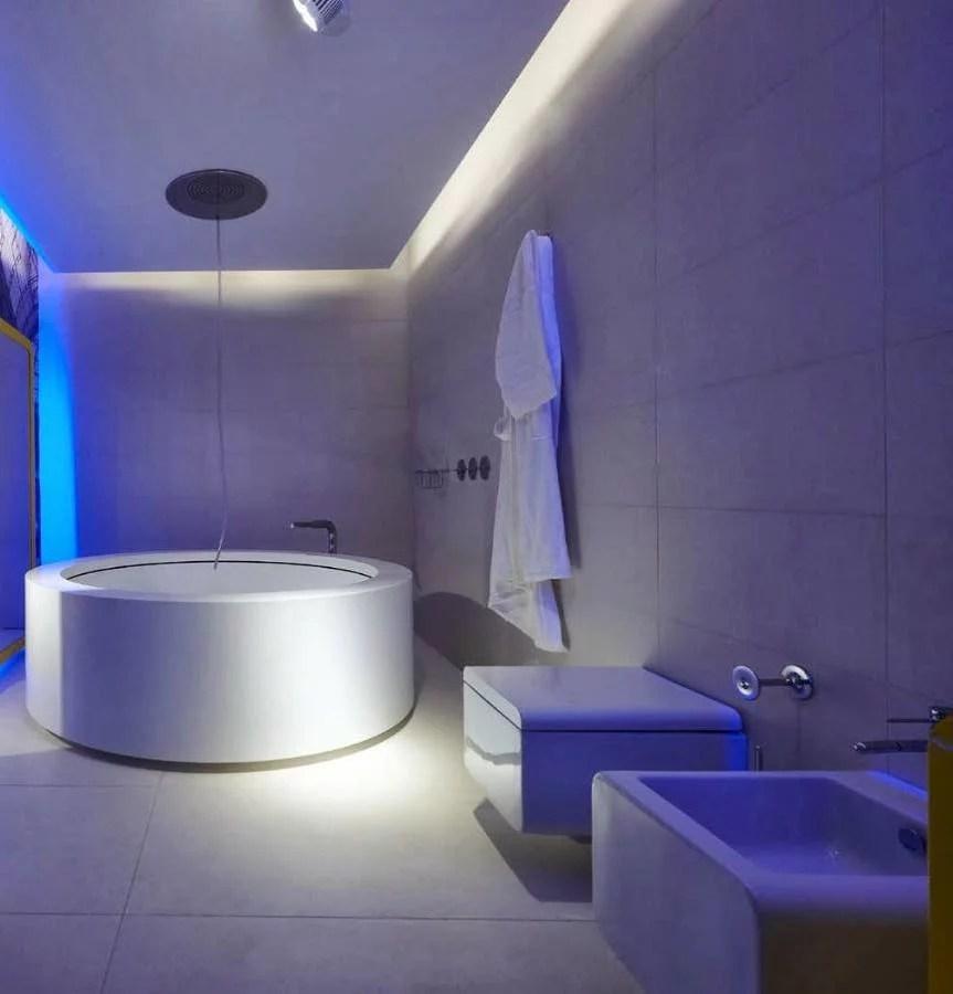Stunning Led Verlichting Badkamer Plafond inspiratie - Ideeën & Huis ...